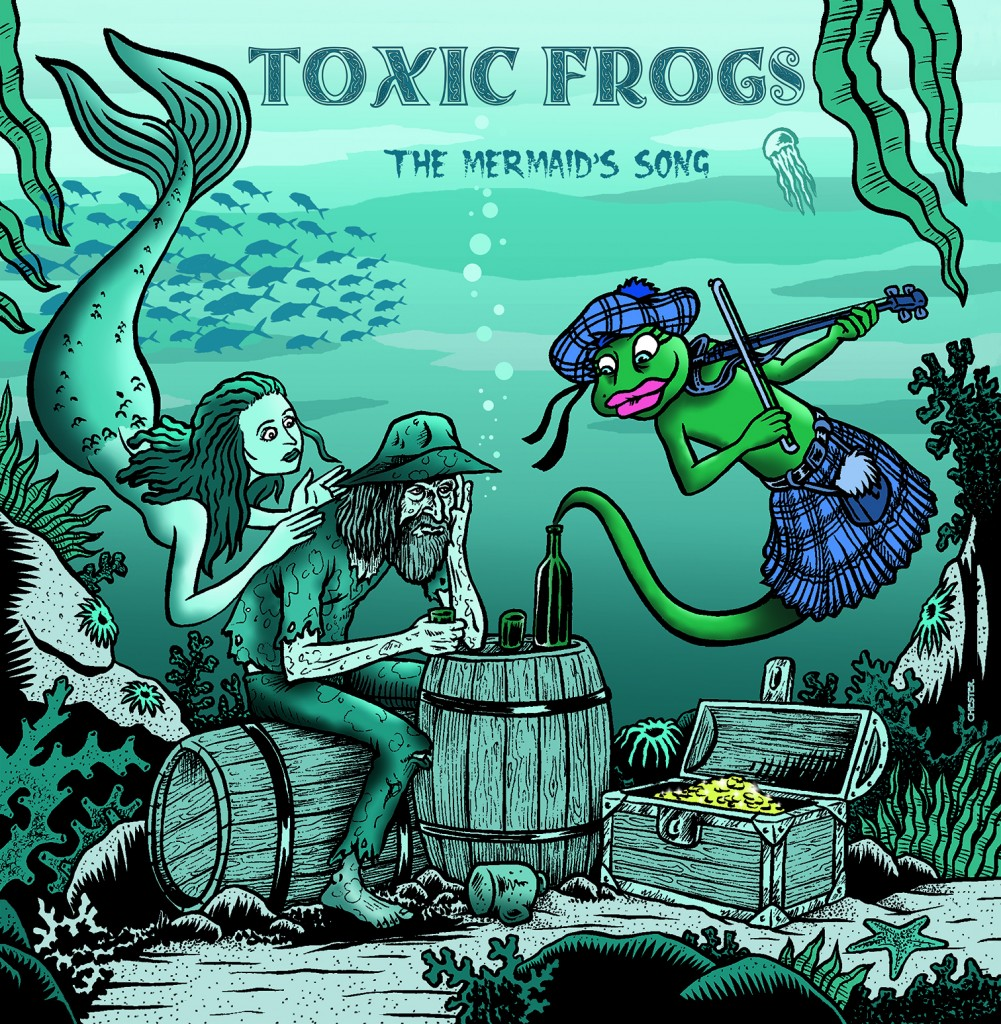 Toxic Frogs - The mermaid's songs